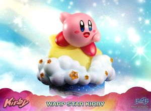 Other Statues--Kirby - Warp Star Kirby Statue