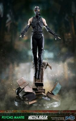 Other Statues--Metal Gear Solid - Psycho Mantis Statue