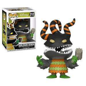 Funko--The Nightmare Before Christmas - Harlequin Demon Pop! Vinyl