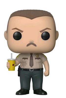 Funko--Super Troopers - Farva Pop! Vinyl