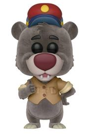 Pop! Vinyl--TaleSpin - Baloo Flocked US Exclusive Pop! Vinyl