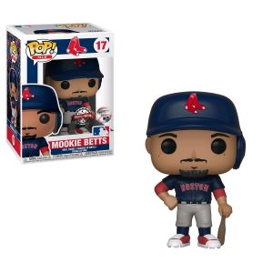 Pop! Vinyl--MLB - Mookie Betts US Exclusive Pop! Vinyl