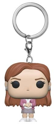 Keychains--The Office - Pam Beesly Pocket Pop! Keychain