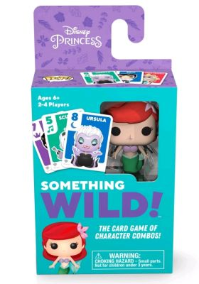 Card Games--The Little Mermaid - Something Wild Card Game