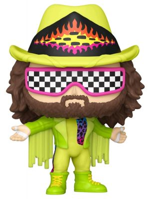Pop! Vinyl--WWE - Macho Man Green US Exclusive Pop! Vinyl [RS]