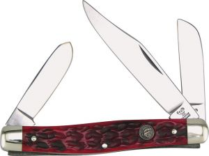 Hen & Rooster--Stockman Red Pick Bone