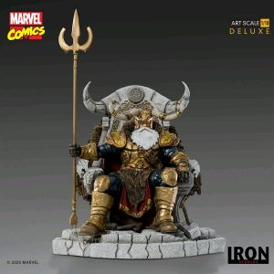 Tenth Scale Statues--Thor - Odin Deluxe 1:10 Scale Statue