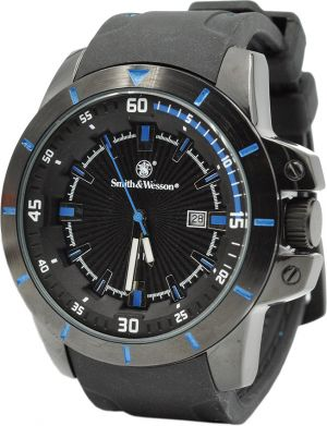 Smith & Wesson--Trooper Watch Blue