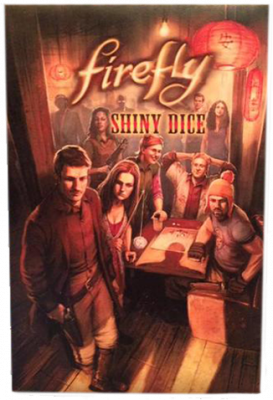 Dice Games--Firefly - Shiny Dice Game