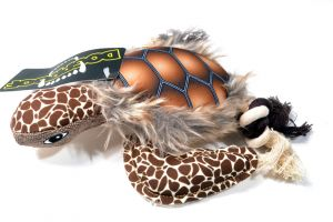 TIMMY THE TURTLE DOG CHEW TOY