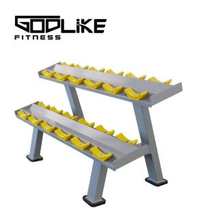 GODLIKE 3000 SERIES 6 PAIR DUMBBELL RACK