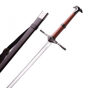The Witcher Wild Hunt Wolven Sword