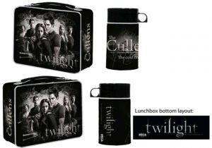 NECA--Twilight - Lunchbox Bella & Cullens