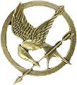 NECA--The Hunger Games - Pin Prop Replica Mockingjay