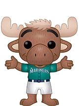 Pop! Vinyl--MLB - Mariner Moose Pop! Vinyl